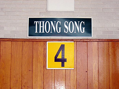 Thong Song by Amanda Duckworth