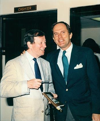 John Finney and Brereton Jones