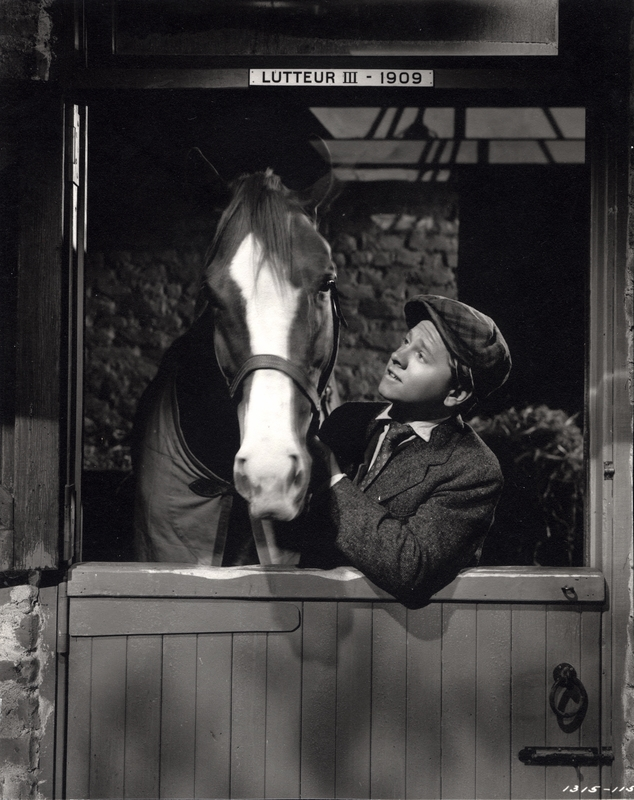 Mickey Rooney National Velvet