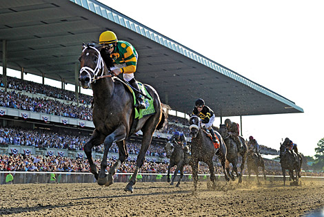 Palace Malice 2013 Belmont Stakes