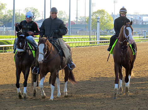 Oxbow, Will Take Charge, D. Wayne Lukas