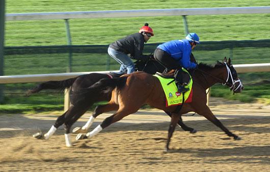 Route du Kentucky Derby/Kentucky oaks 2015 - Page 3 Friday4