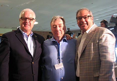 Jerry Crawford, Paul Reddam, Ahmed Zayat dominated the Triple Crown