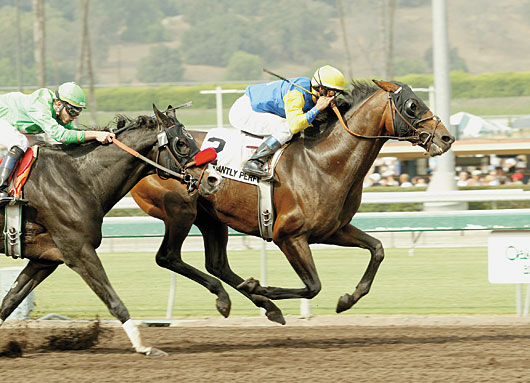 History Stacked Against California Chrome Keeping Pace
