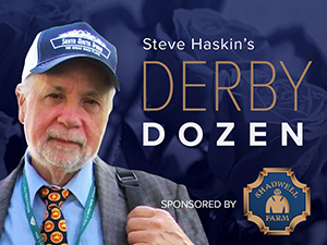 Derby Dozen - February 11, 2020 - Presented by Shadwell Farm