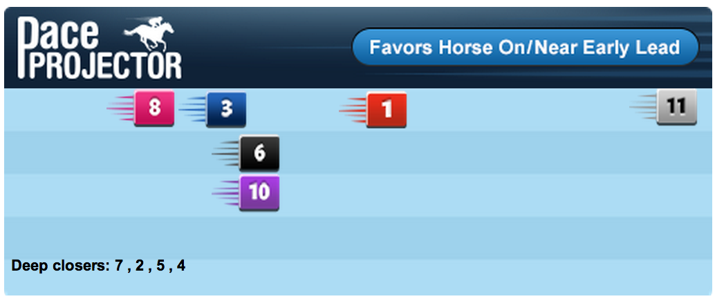 Cougar II Pace Projector